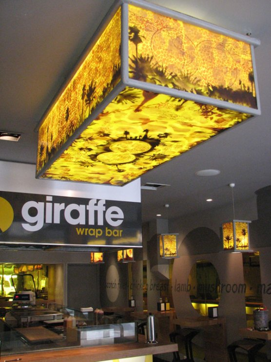 Giraffe Wrap bar-King St, Newtown-2009