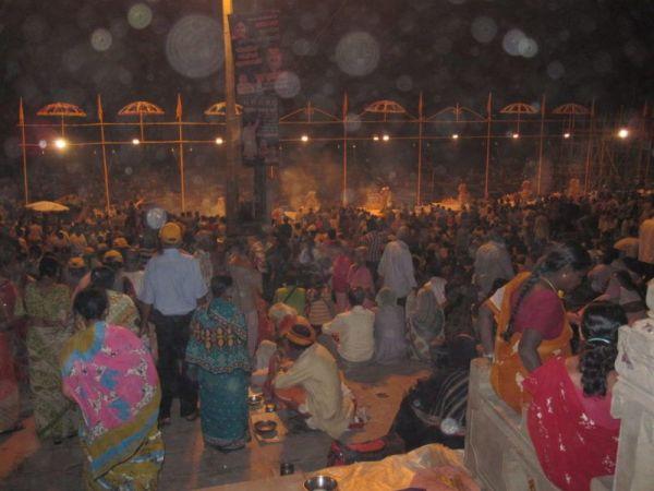Varanasi Ganga Arati
