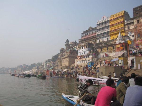Varanasi, Heilige Stadt des Hinduismus