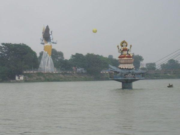 Mahashiva und Ganga Ma in Haridwar