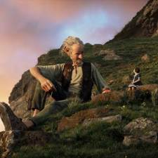 Disney's The BFG in Theaters July 1st