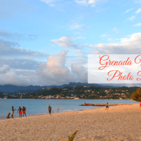 Grenada Vacation Photo Diary