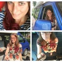 Weekoverzicht #6: Roze haar, een camper en een selfiestick