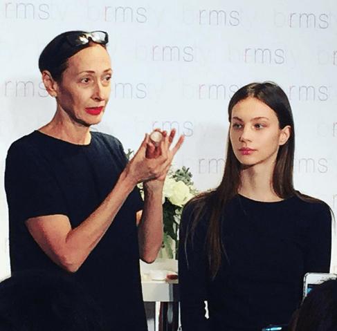 rms beautyブランド創設者のローズ・マリー スウィフト