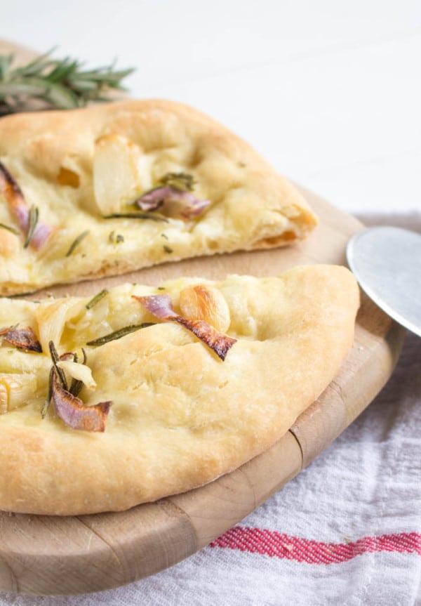 vegan pizza crust