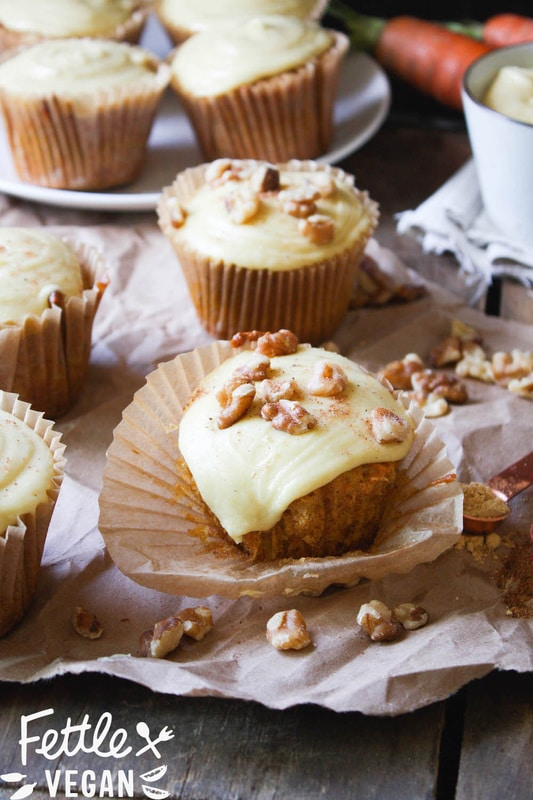 50 Vegan Cupcakes You'll Wish You Had Right Now - Vegan ...
