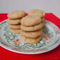 Vegan gingernuts