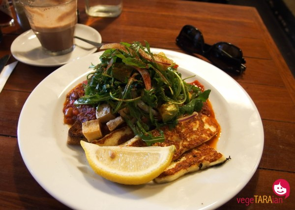 Mexican breakfast at fouratefive, Surry Hills