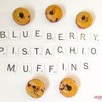 Video: Cuisine Companion blueberry and pistachio muffins