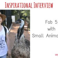 Inspirational Interview - Fab 5 with Small Animal Talk