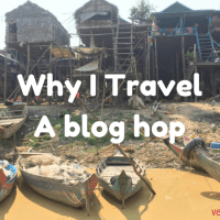 Why I travel - A blog hop