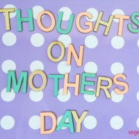 Why we don't celebrate Mother's Day