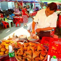 A Burmese food tour in Yangon