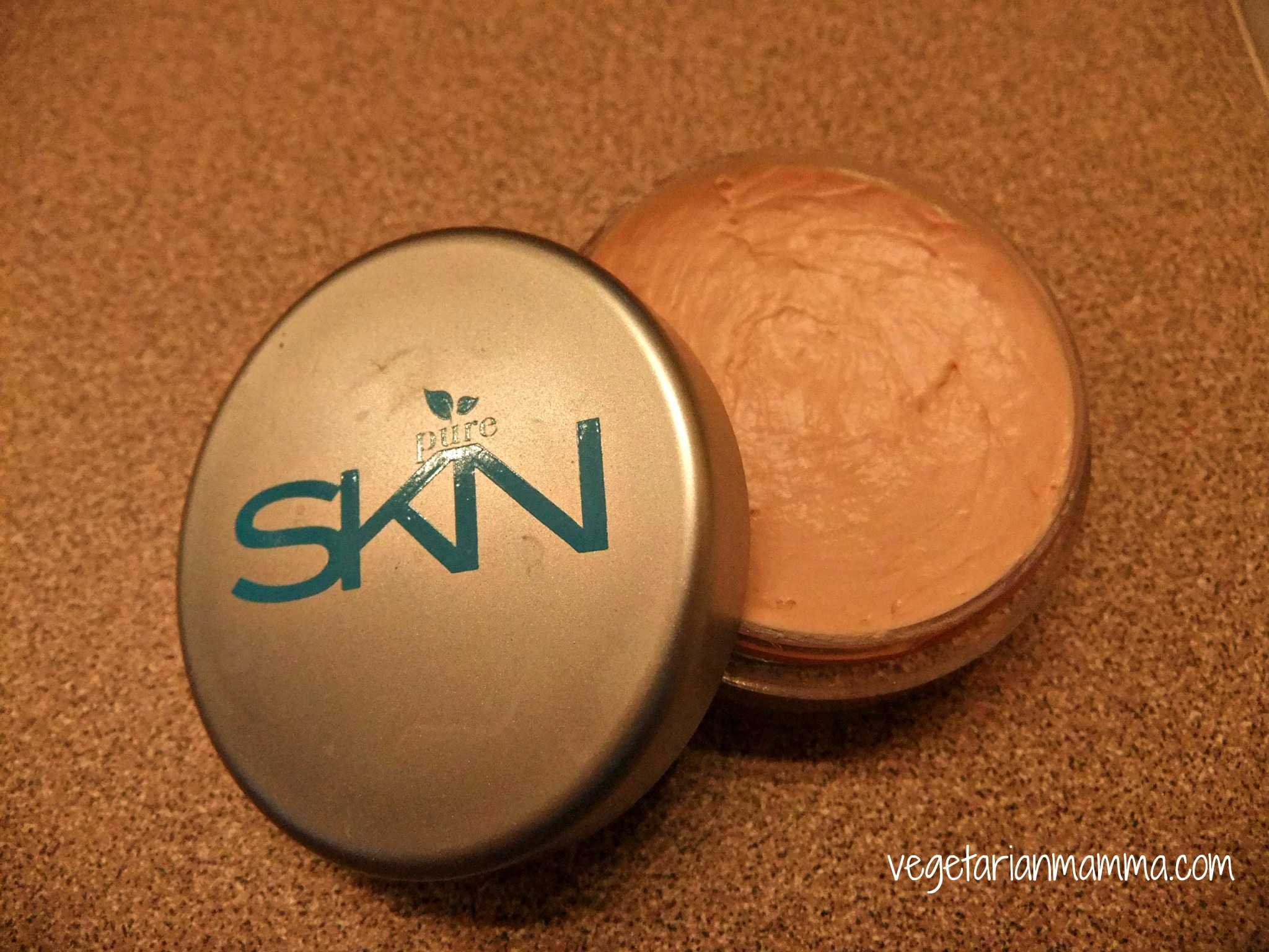 Gluten Free Review: Pure SKN Clean Cosmetics and Skin Care