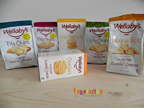 Wellabys Snacks #glutenfree #review vegetarianmamma.com
