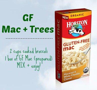 Horizon Organic Gluten Free Mac and Cheese + Kids in the Kitchen