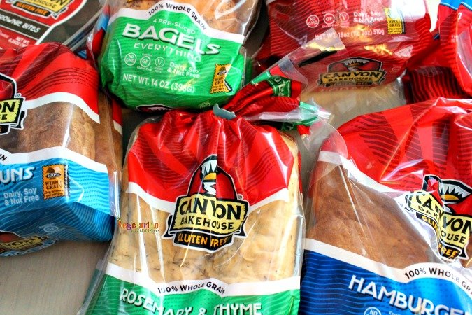 Canyon Bakehouse Giveaway – February Celebration Month