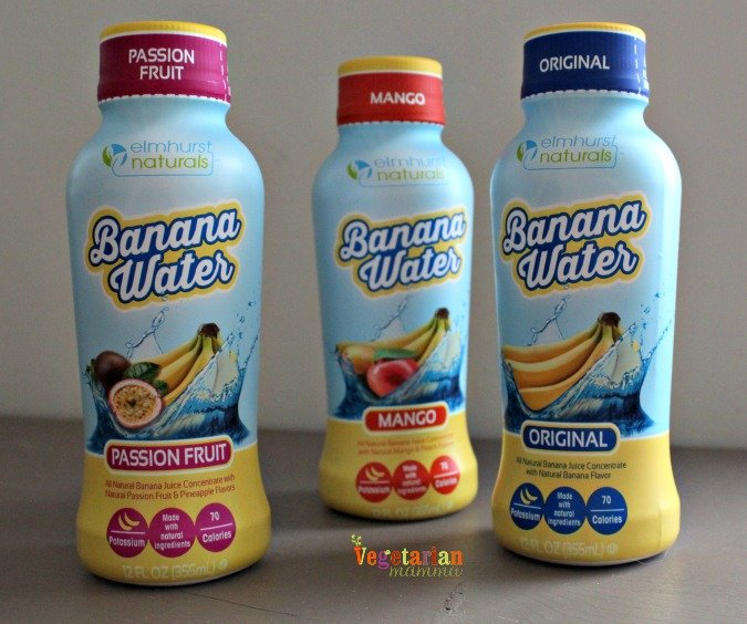 Banana Water Giveaway – February Celebration Month!