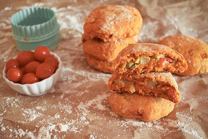 Vegan Brunch Biscuits