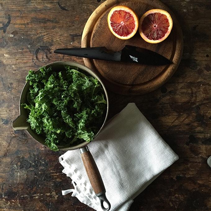 Kale Blood Orange Cake (with tested vegan alternatives)   Veggie Desserts Blog