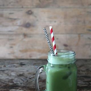 Matcha Horchata | Veggie Desserts Blog