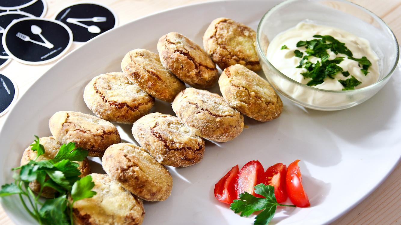 #oneminuteofveg – Polpette di Broccoli e Tofu