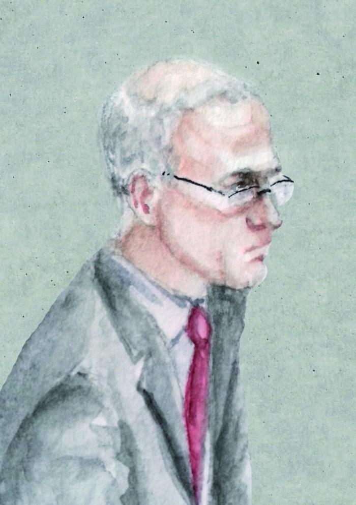 Dr. Ader ( Referatsleiter im Justiziariat des BND)