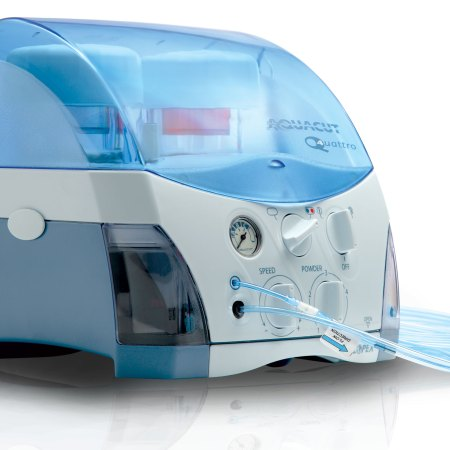 Aquacut Quattro Dental Air Abrasion and Air Polishing Unit