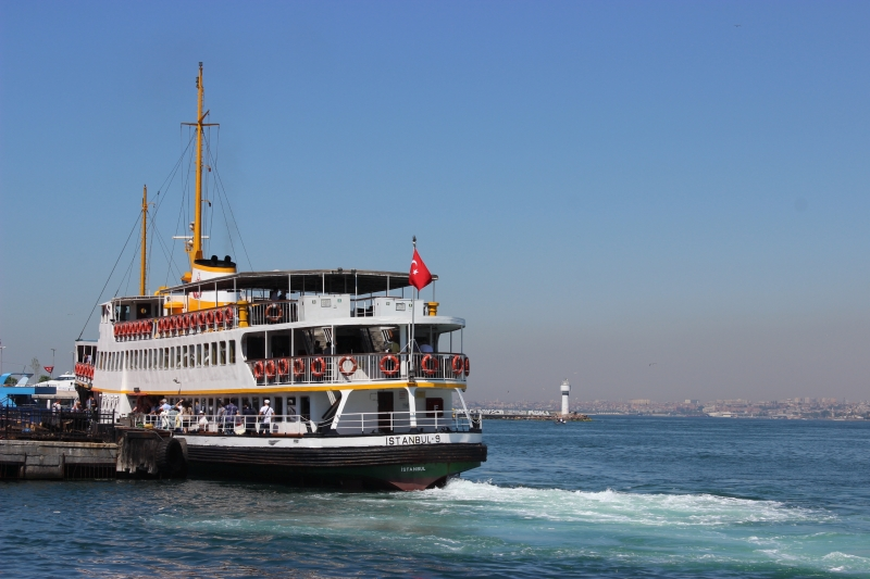 Jak się poruszać po Stambule?