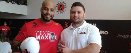 Lucas Cisco espera título do GP do X-Fight para coroar crescimento no MMA