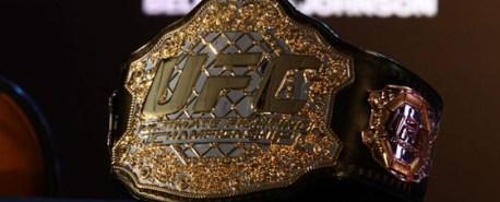 Centauro e Reebok levam cinturão do UFC ao ParkShoppingBarigui