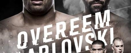 Combate transmite ao vivo e com exclusividade o UFC Fight Night 87, neste domingo
