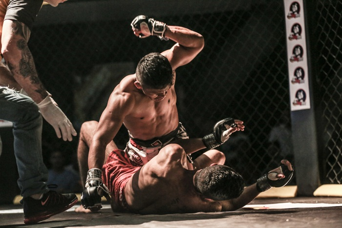 Luta 8 - Jacarezinho vence Levy Amorim - foto 2 - by Michael Dantas