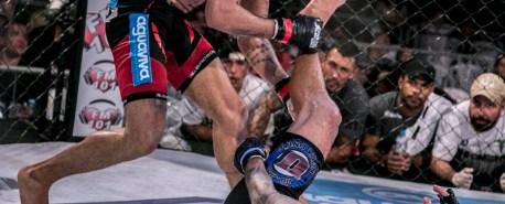 XFORCE MMA INICIA 2017 COM LUTAS ELETRIZANTES NA 5A. EDIÇÃO