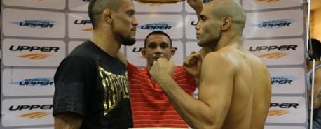Shooto Brasil 73: Filipe Jesus e Thiago Manchinha se enfrentam pelo cinturão peso-pena
