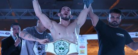 Rei da Selva Combat 9 acontece no mês de julho, em Manaus