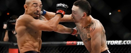 Vídeo: José Aldo vs. Max Holloway – Luta completa