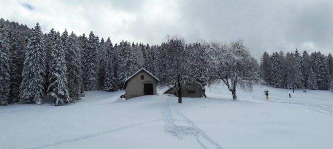 Foto racconto: sciare a Folgaria