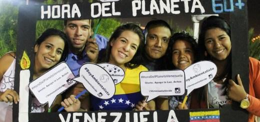Hora del Planeta Venezuela 2015