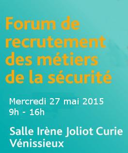 Forum rencontres et recrutements du pole emploi