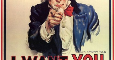 Image courtesy: https://en.wikipedia.org/wiki/Uncle_Sam#/media/File:Unclesamwantyou.jpg