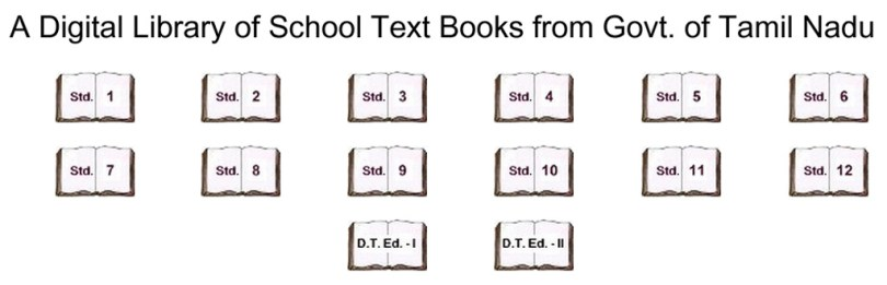 TamilNadu-Textbooks