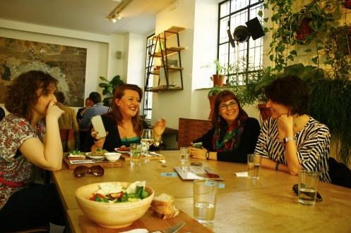 Blogger lunch aprile 2 - Simona Papaluca