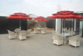 Heavy Duty Patio Umbrella India