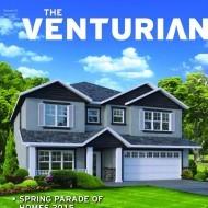 Venturian Spring 2015 - Cover