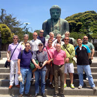 Gay Group Tours of Japan
