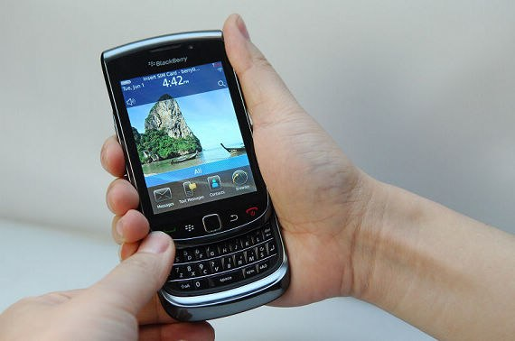RIM BlackBerry Torch 9800