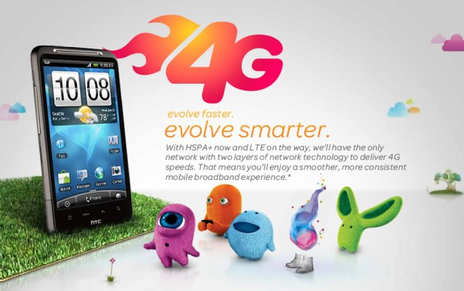 AT&T 4G for Q1 2012 earnings