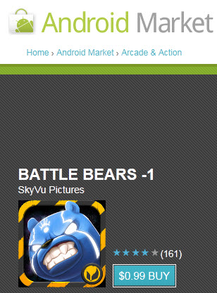 android battle bears
