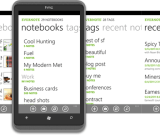 evernote windows phone